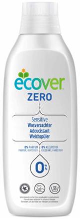 Ecover Zero Экологический смягчитель для стирки 1 л