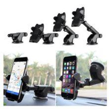 Держатель телескопический для телефона в машину на присоске