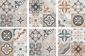 Плитка Geotiles Passage Mix 45×45