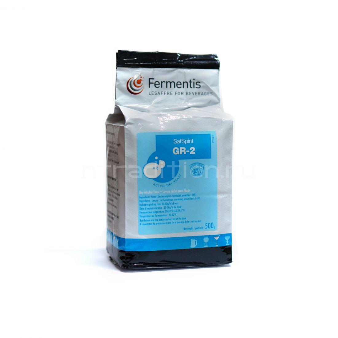 Дрожжи SafSpirit GR-2 500 гр. (Fermentis)