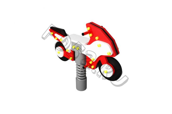 Качалка Мотоцикл                                           950х300х840