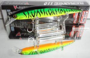 Воблер Jackall Rerange 110SP 110 мм / 14,8 гр / Заглубление: 0 - 1,5 м / цвет: Hot Tiger (JP)