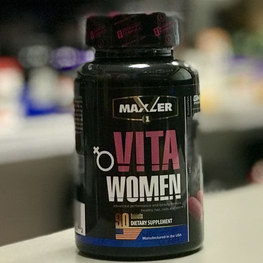 Maxler - VitaWomen (90 таб)