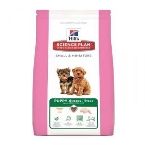 Hill's Canine SP Puppy Healthy Development Small&Miniature Chk 0.3 KG