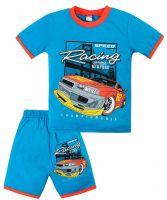Комплект для мальчика 4-8 лет BONITO BK005FS26 голубой