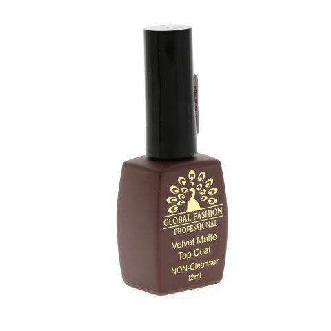 Топ MATTE VELVET TOP COAT NON-cleancer Global Fashion 12 мл.