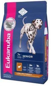 EUK Dog корм для пожилых собак всех пород ягненок
