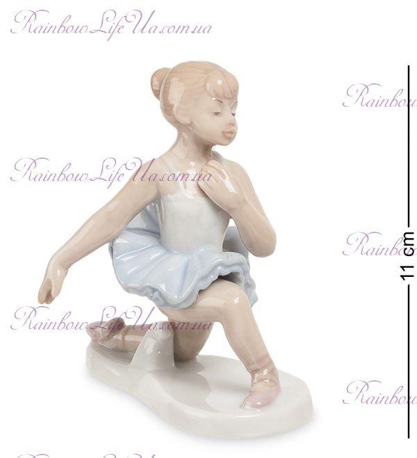 """Фигурка балерина JP-27/17 """"Pavone"""""""