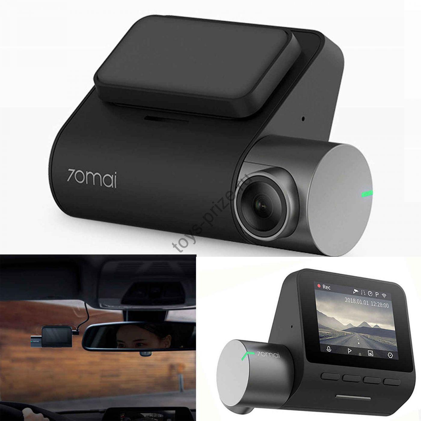 Видеорегистратор Xiaomi (MI) 70mai Smart Dash Cam Pro ver. Russian