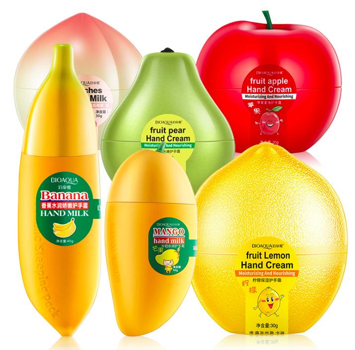 Крем «фрукты» 30 мл