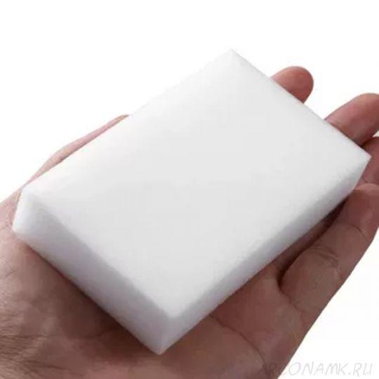 Меламиновая волшебная губка-ластик