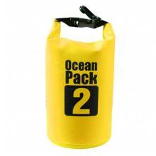 Водонепроницаемая сумка-мешок Ocean Pack, 2 L, Цвет: Желтый