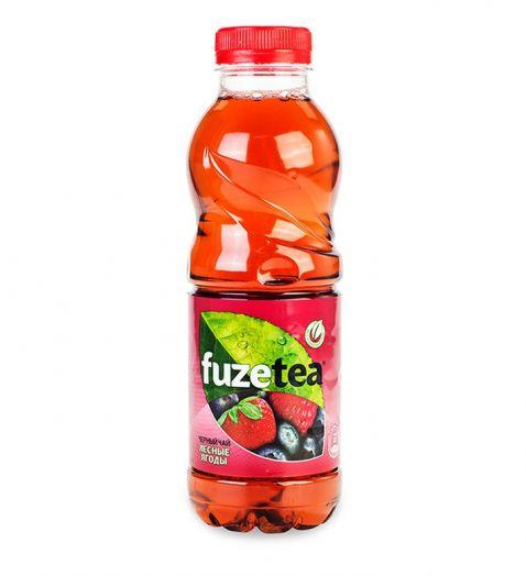 Чай Fuse tea 0,5л Лесные ягоды Кока-кола
