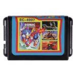 Sega картридж 4 в 1 SC-4007