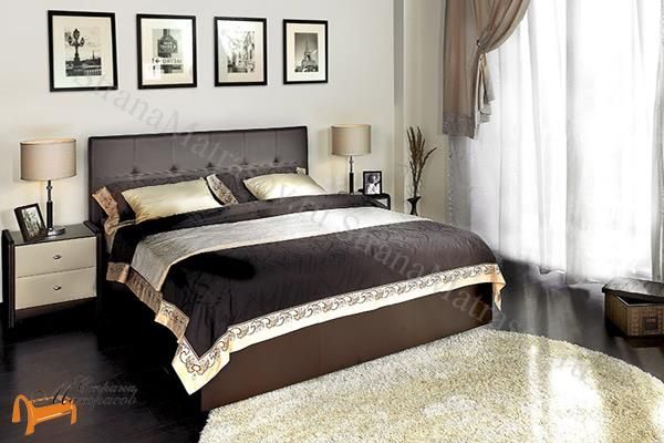 Кровать Аскона Greta