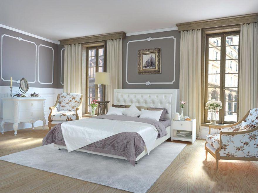 Кровать Аскона Simona