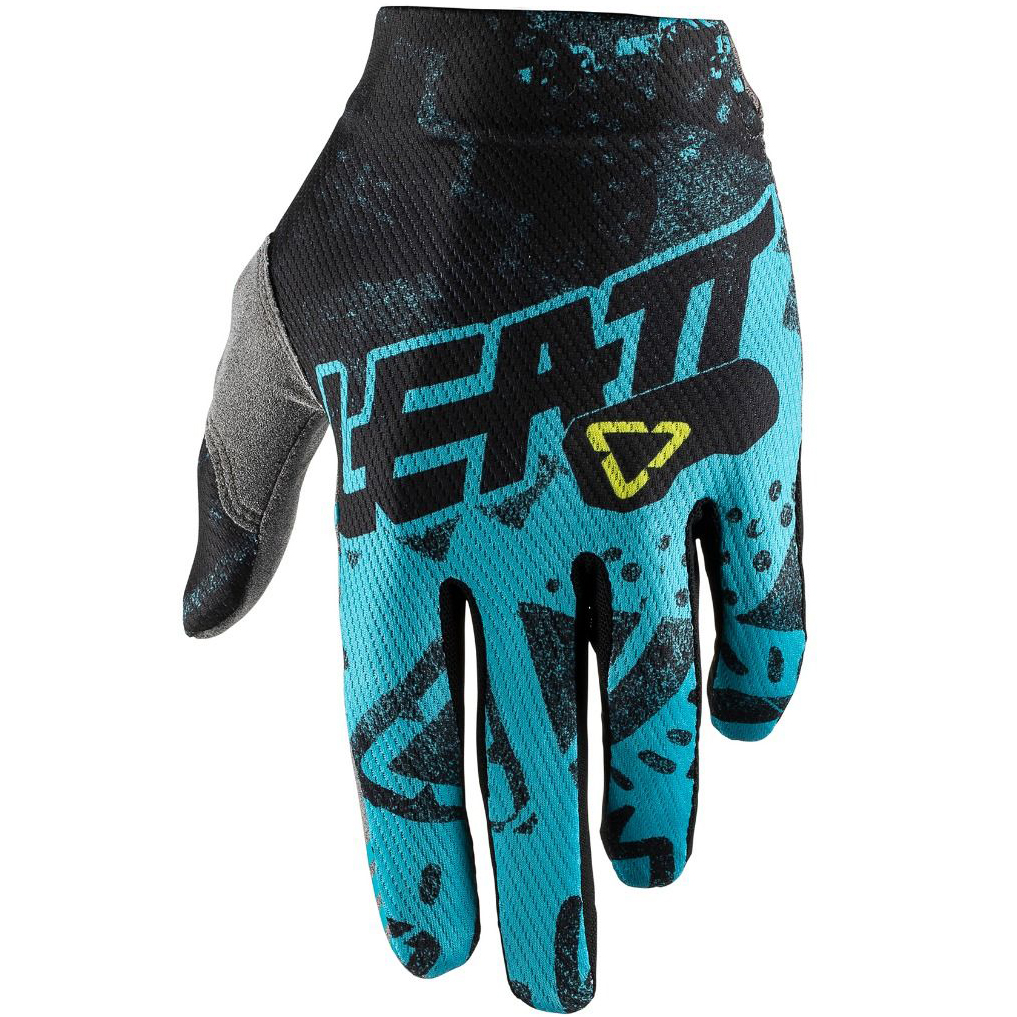 Leatt - GPX 1.5 GripR Glove Tech Blue перчатки, синие
