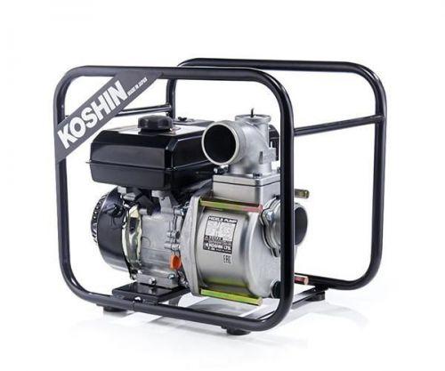 Мотопомпа бензиновая Koshin STV-80X