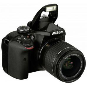 Nikon D3400 Kit 18-55mm f/3.5-5.6G AF-P DX VR Nikkor