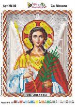 КМ-89 Фея Вышивки. Святой Михаил. А5 (набор 425 рублей)