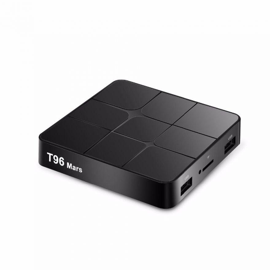 Приставка Смарт TV Box Андроид Т96 Mars 2/16 Гб
