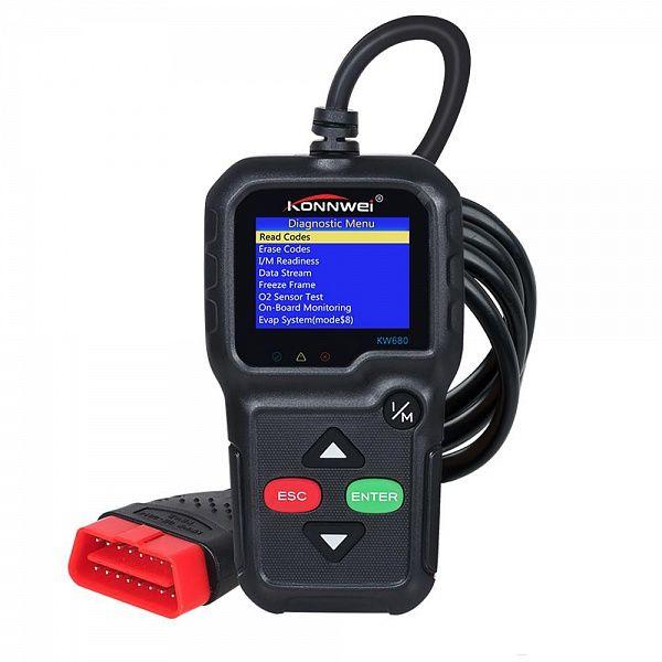 Автосканер KONNWEI KW-680
