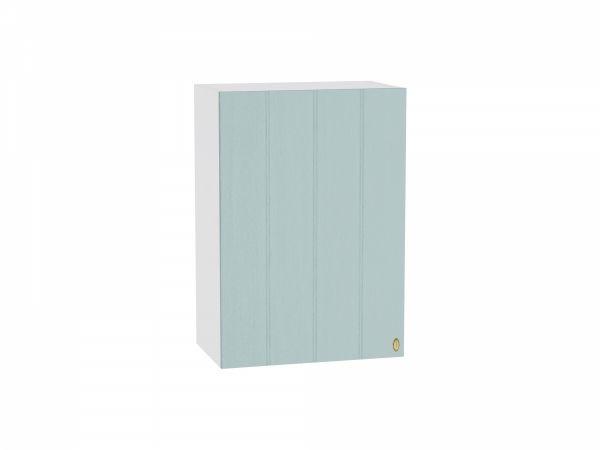 Шкаф верхний Прованс В500 (голубой)
