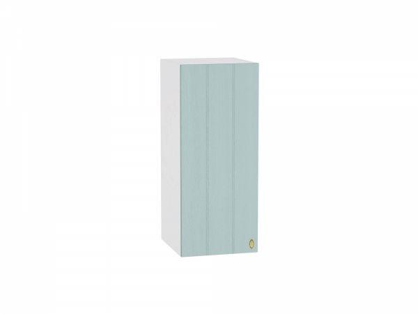 Шкаф верхний Прованс В309 (голубой)