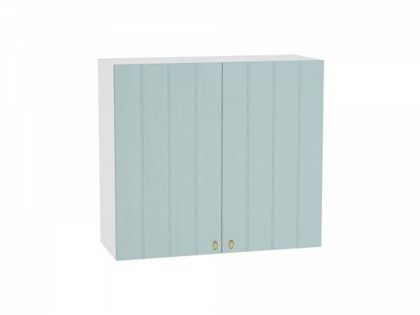 Шкаф верхний Прованс В800 (голубой)