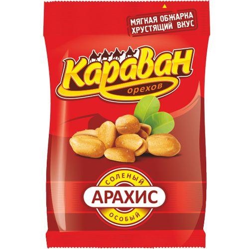 Арахис Караван орехов 90г