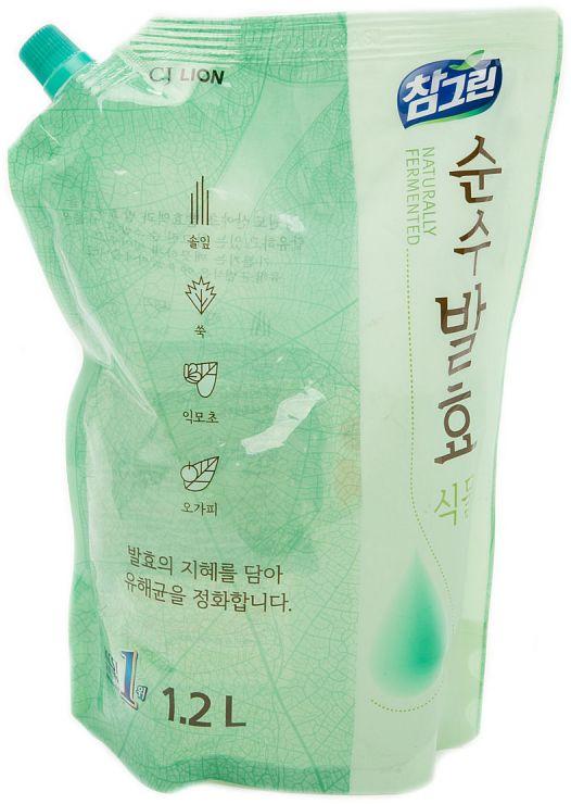 CJ Lion Средство для мытья посуды CHG Pure Fermentation Plant 1,2 мл