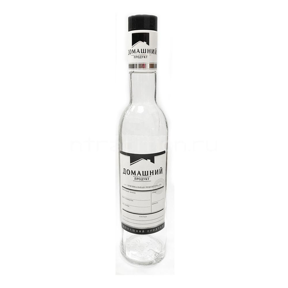 Бутылка под дозатор 0,7 / 16 шт. (колпачок гуала 59 мм)
