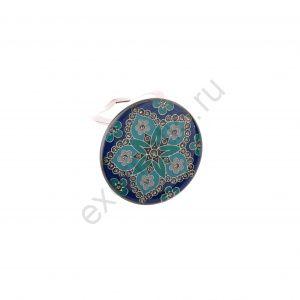 Зажим для платка Clara Bijoux 11-03505 BL