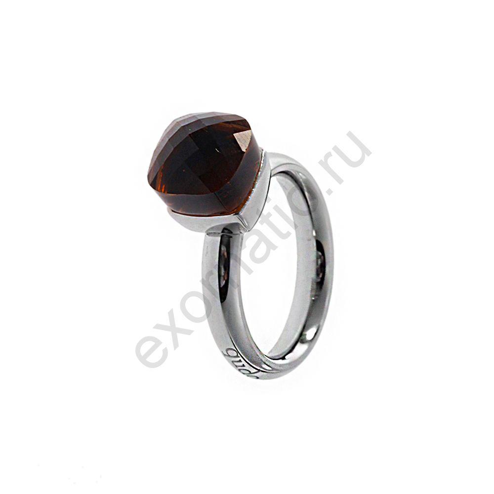 Кольцо Qudo 610988/17.8 BR/S