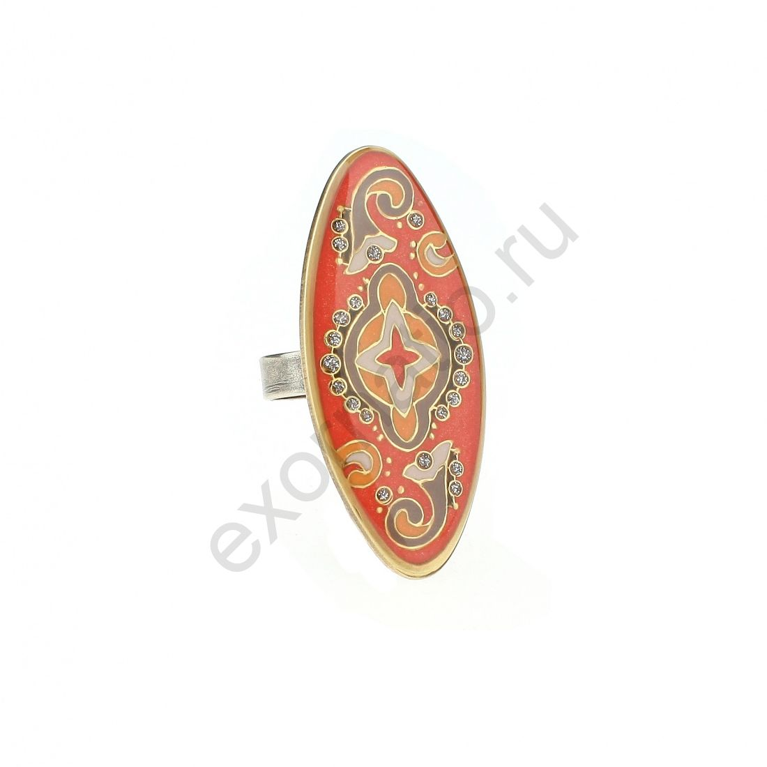 Кольцо Clara Bijoux K74685 R