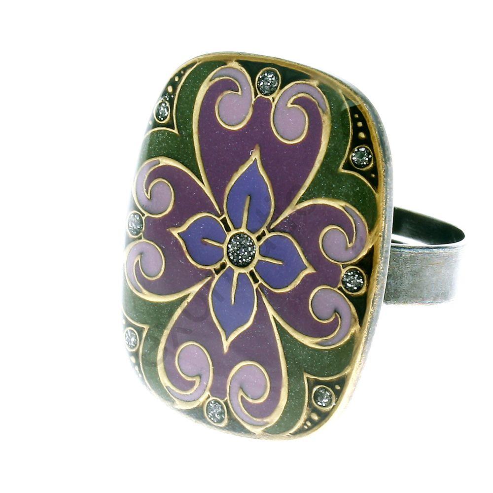 Кольцо Clara Bijoux K72284.4 V/G