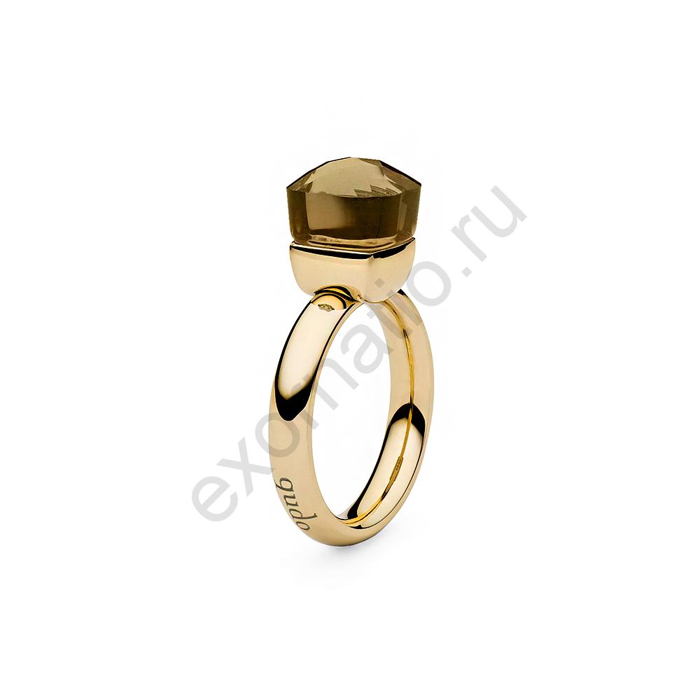 Кольцо Qudo 610066/17.8 BR/G