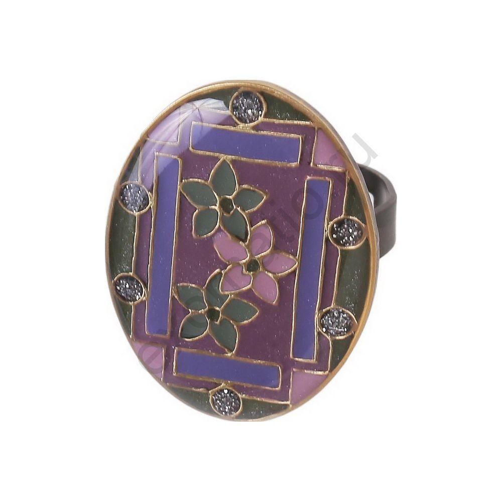 Кольцо Clara Bijoux K75807-7 V