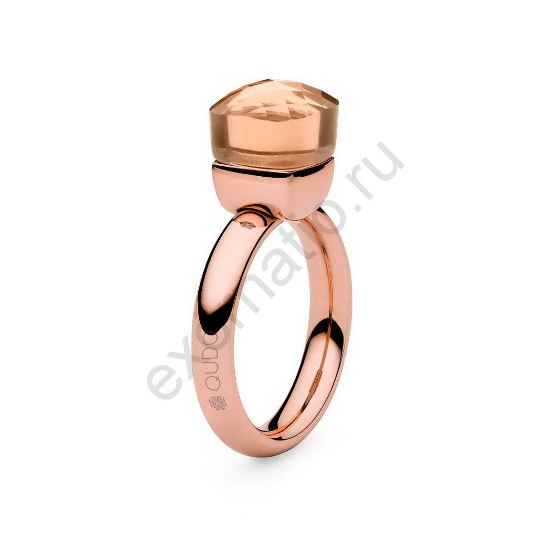 Кольцо Qudo 610497/18.5 BR/RG