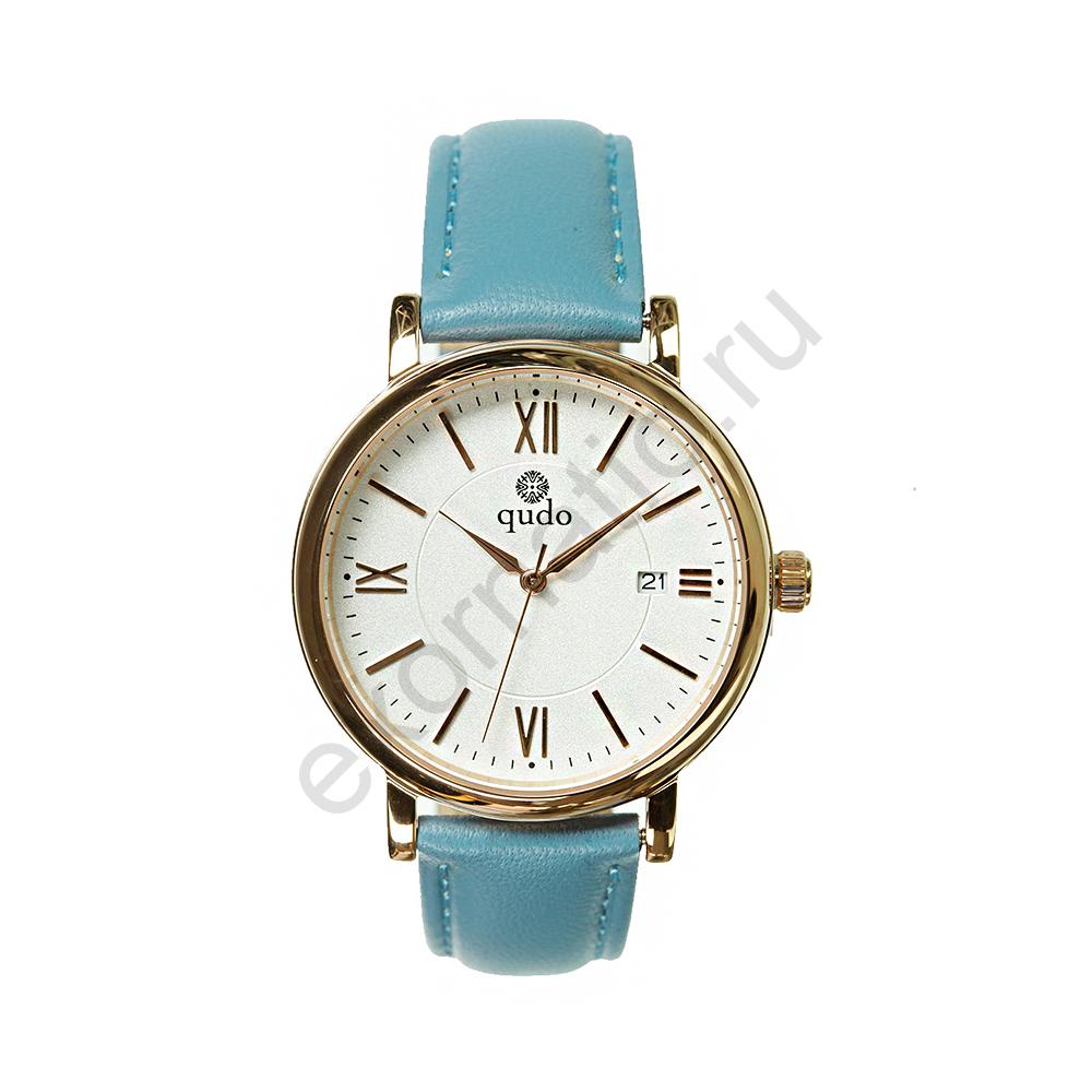 Наручные часы Qudo 804083 BL/RG