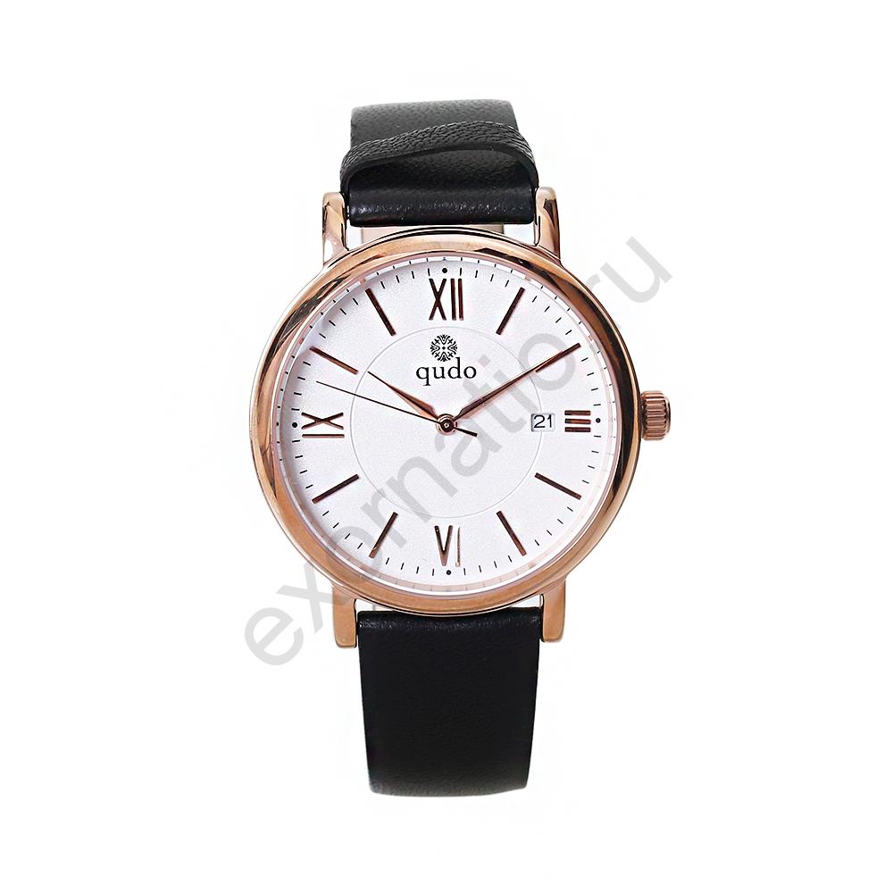 Наручные часы Qudo 804002 BW/RG