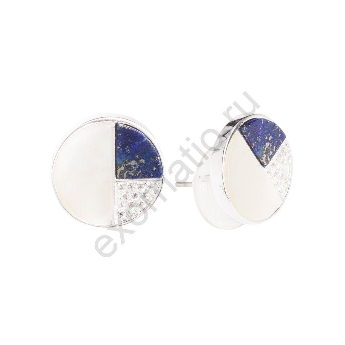 Серьги Fiore Luna *AP3721.3 BL