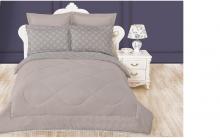 Комплект постельного белья Алессандро с одеялом семейный  Арт.1506/4