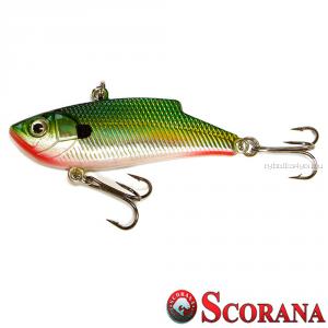Воблер Scorana Vibster 60S 60 мм / 10 гр / цвет: SBR