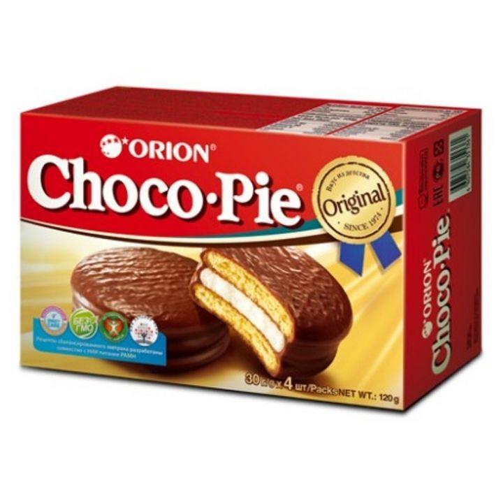 Печенье Чокопай 120г (4шт)