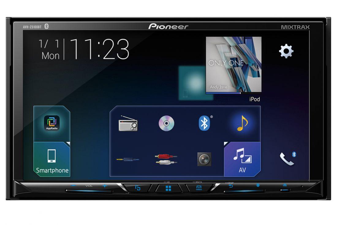 Pioneer AVH-Z5100DVD