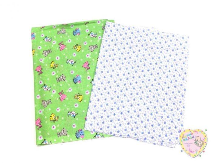 Пеленки для новорожденных 115х75 C-PE600-SI (Шуйский ситец)