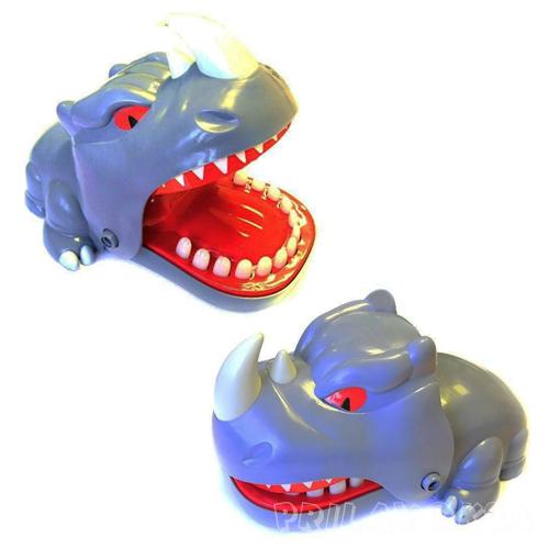 Развивающая игрушка - ловушка Play The Game,носорог