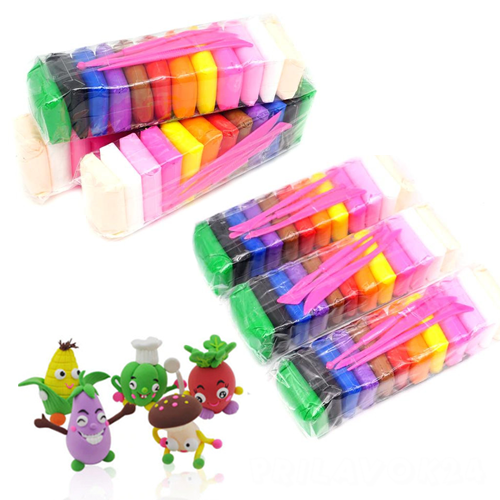 Набор для детского творчества Слаймы, 12 цветов