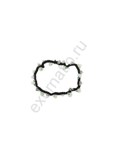 Резинка-стрейч Evita Peroni 40572-573. Коллекция Macaroon Pale Green